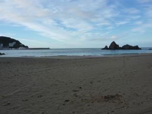 Ondarroa - Mein Platz direkt am Meer