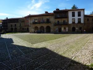 Santillana del Mar - Plaza de Major