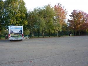 Cabarceno Stellplatz