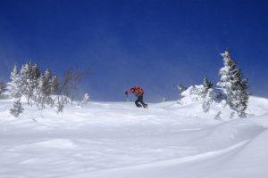 Sonntagshorn Gipfelhang